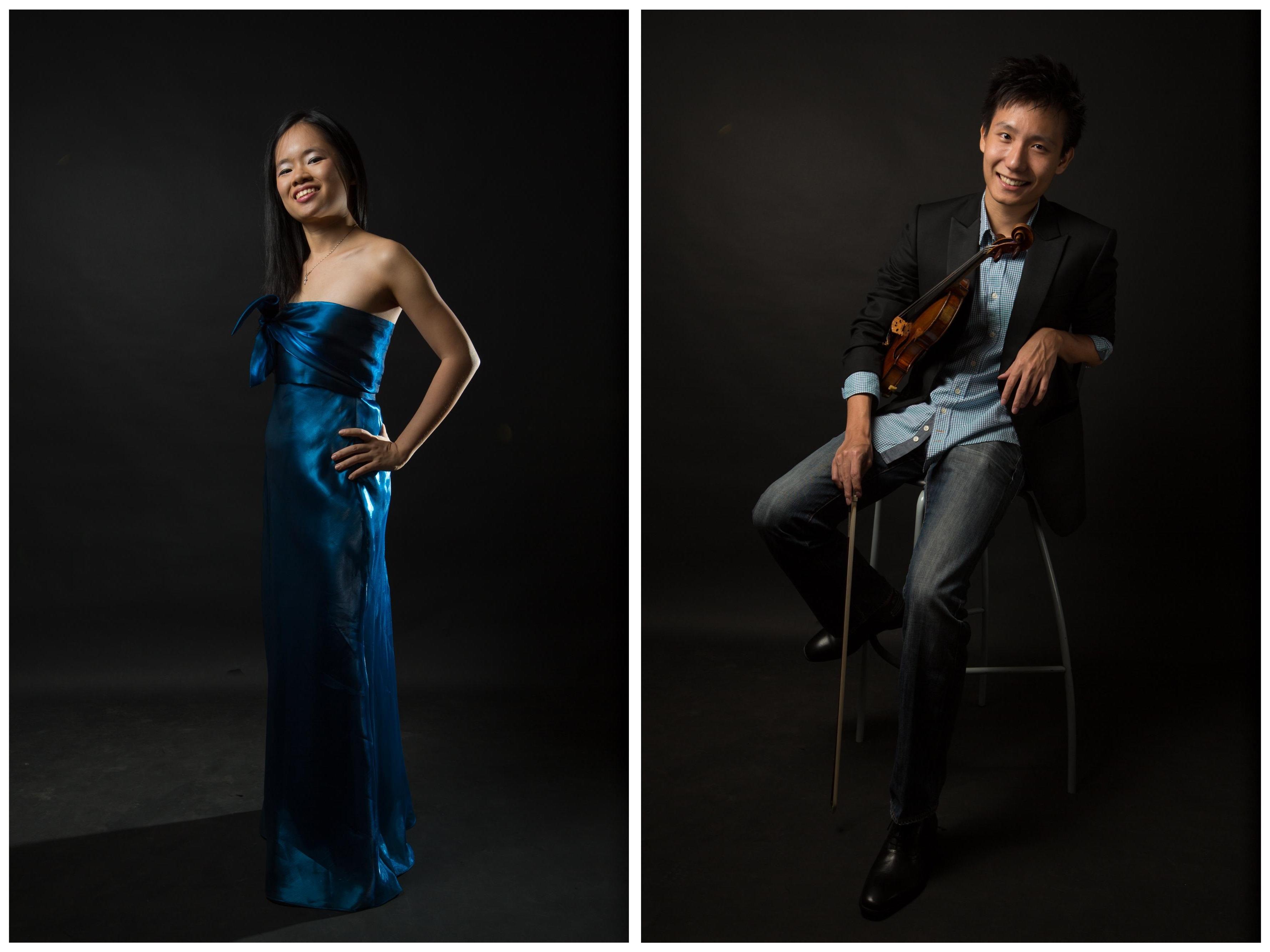 Abigail Sin, Loh Jun Hong to add wine pairings to chamber music