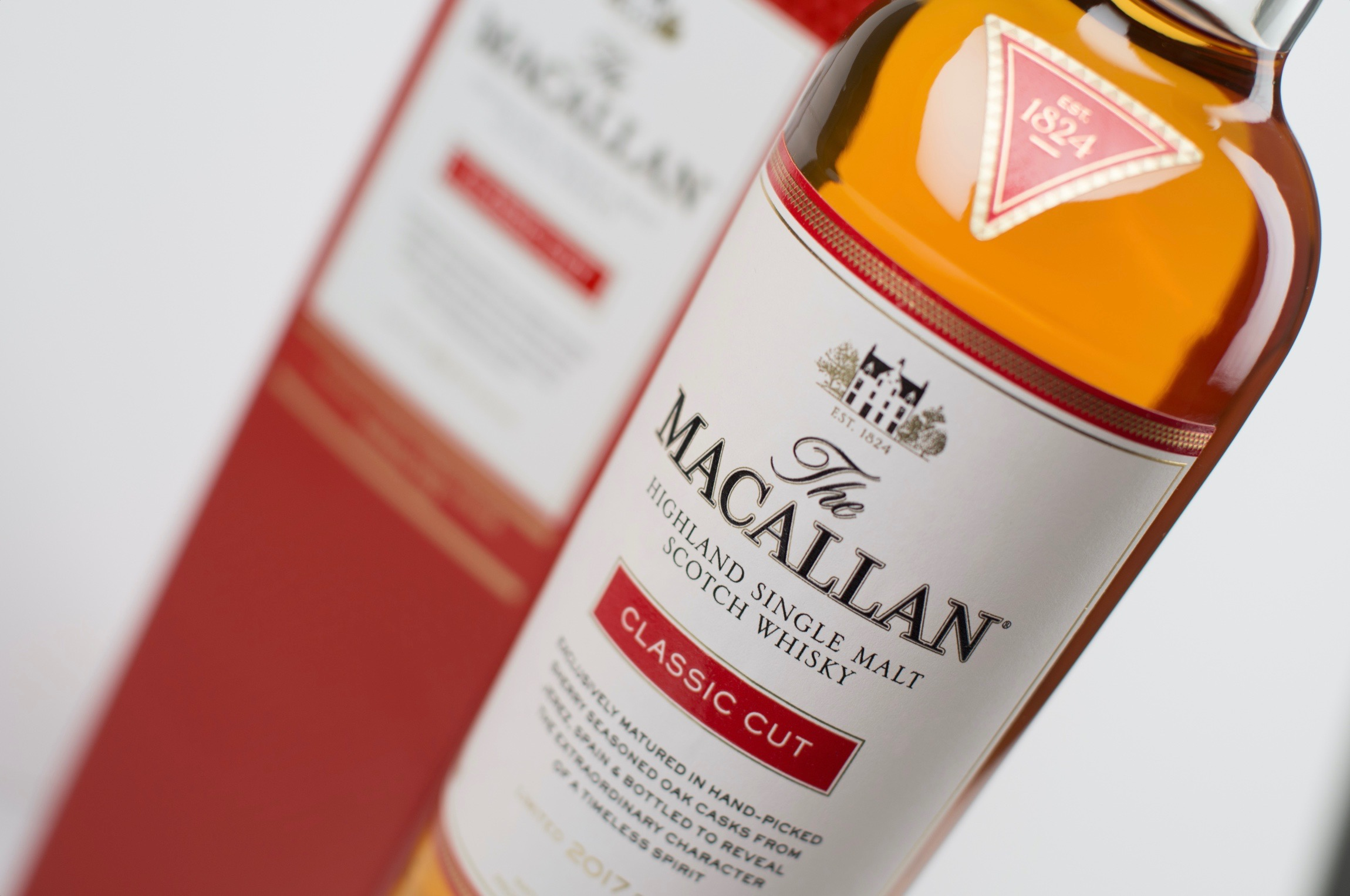 Whisky Collectors, Listen Up. The Macallan Classic Cut Is Now Out On The Block