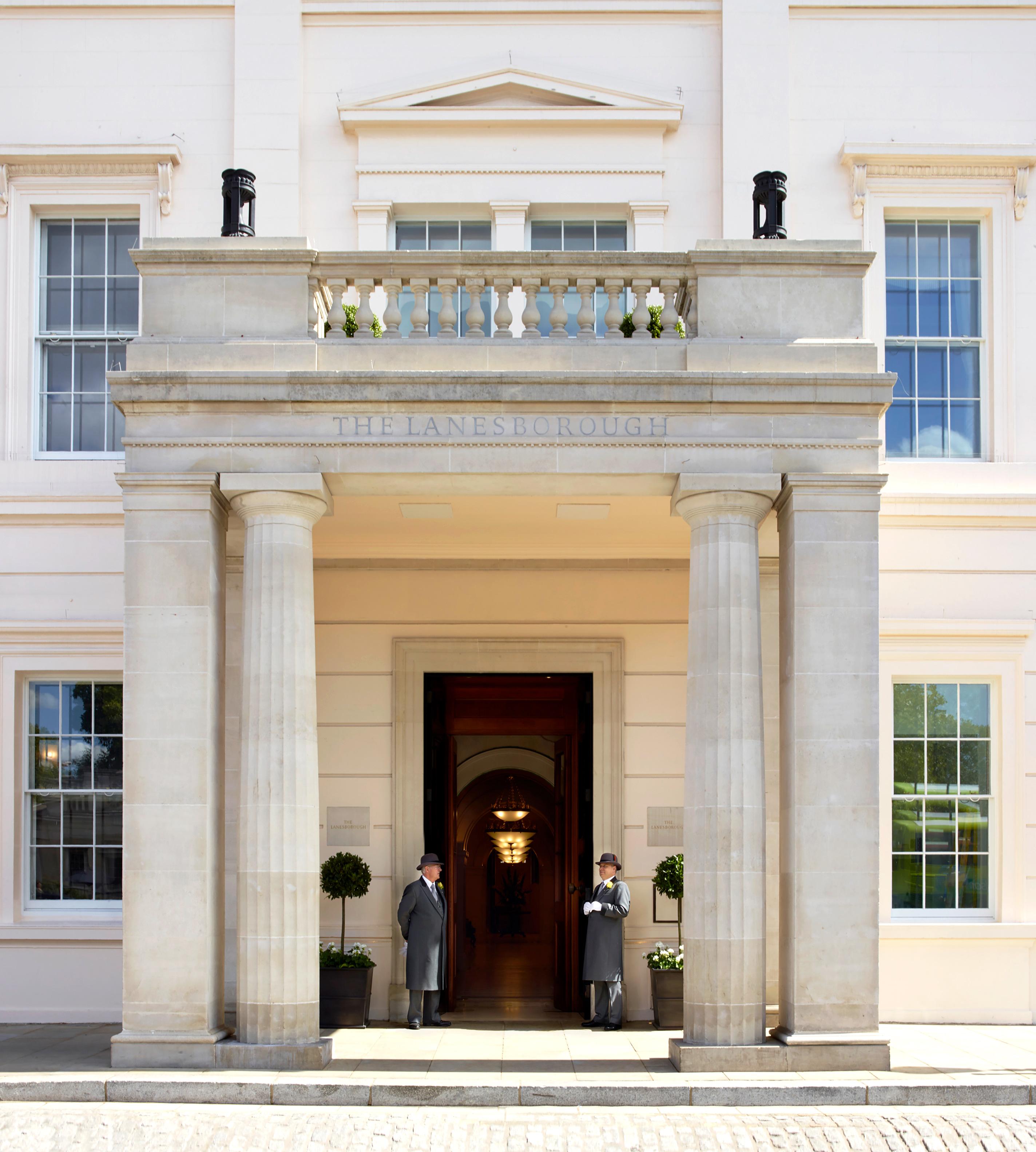 Uncover the secrets of London's refurbished Lanesborough Hotel
