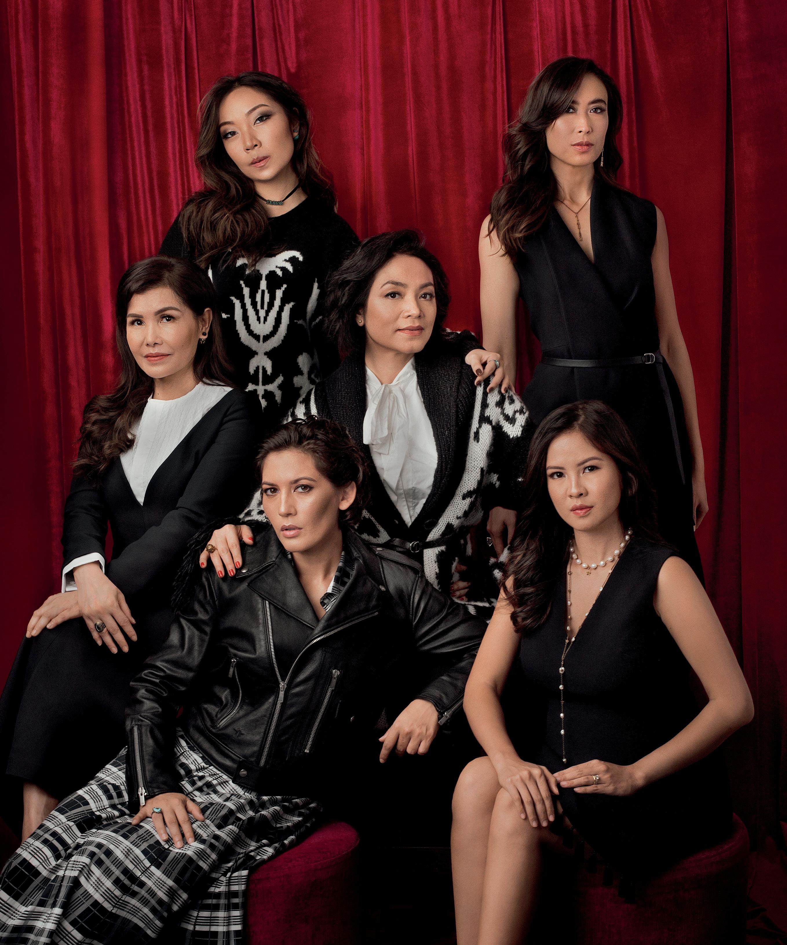 Women First: Six Inspiring Women Speaking Up!