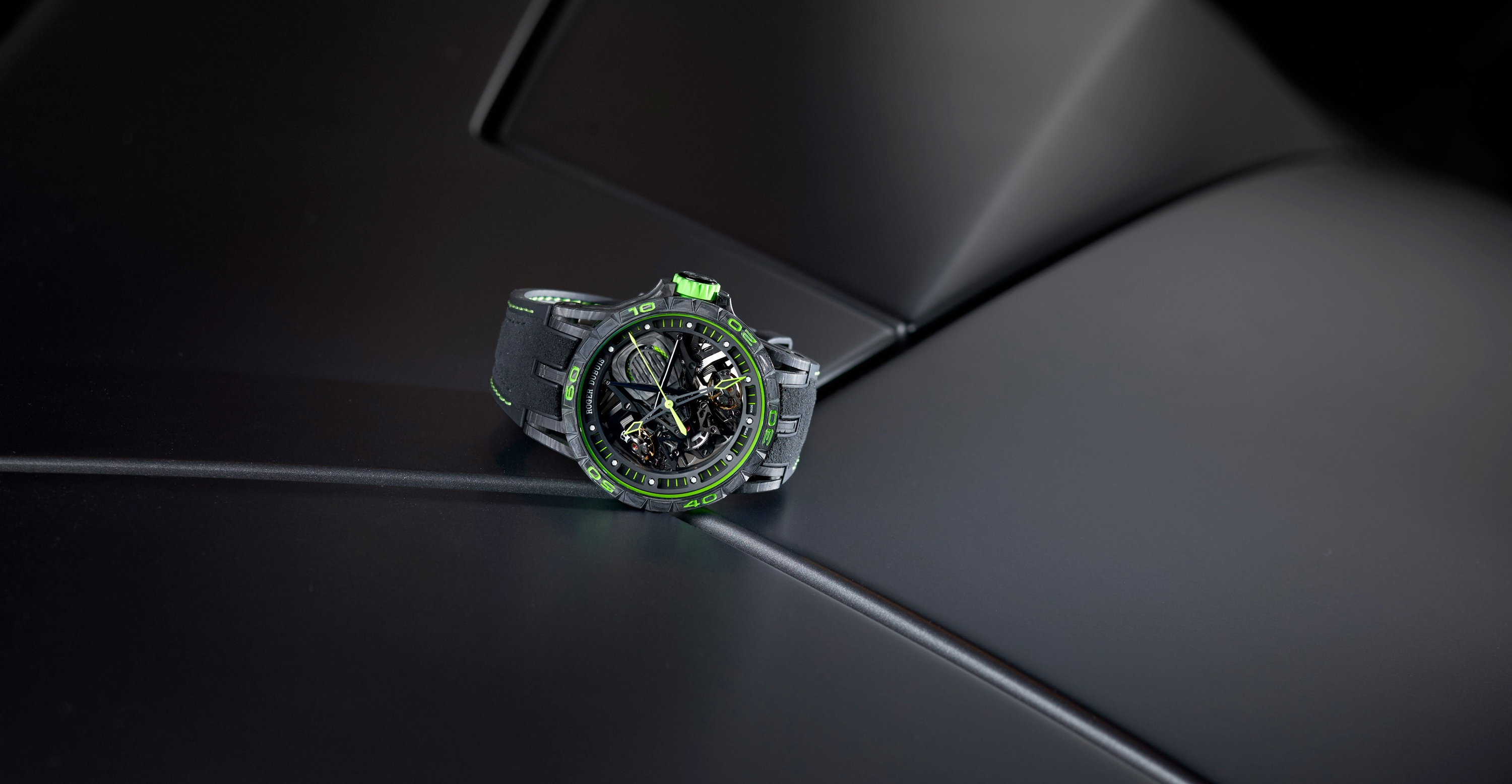 The Latest Collaboration Between Roger Dubuis and Lamborghini