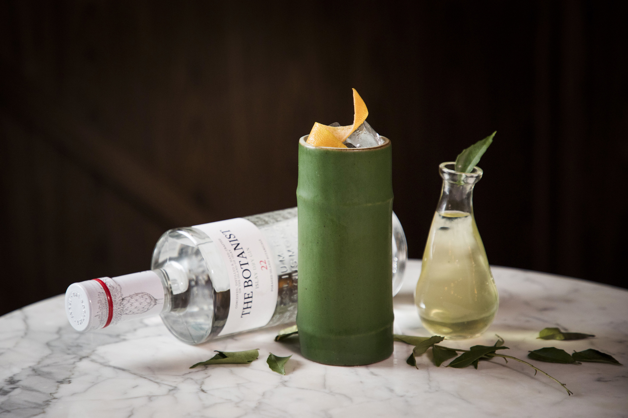 Cocktail Mondays: Neon Pigeon's Curry-Infused G&T