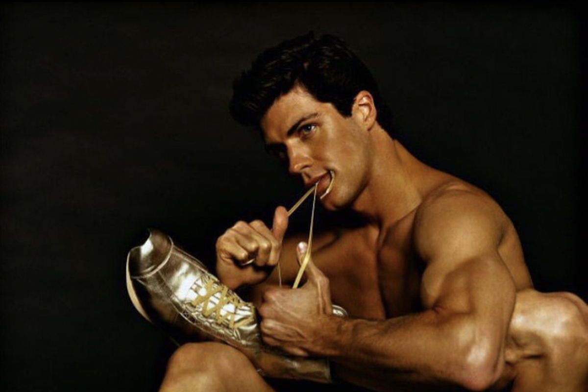 Nsfw Roberto Bolle S Sexiest Snaps Prestige Online Hong Kong
