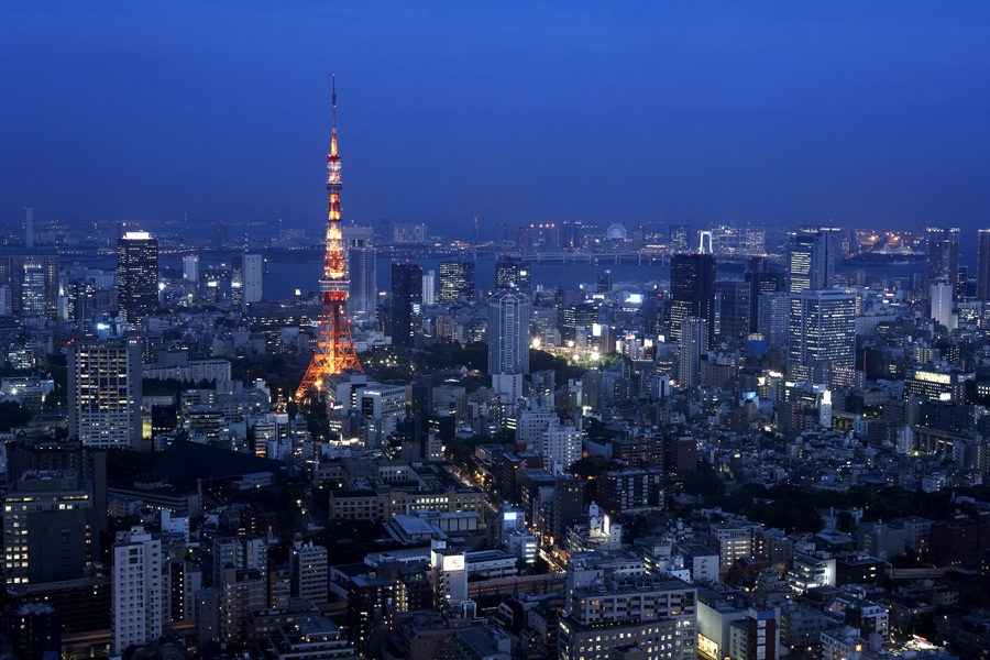 Tokyo in High Style