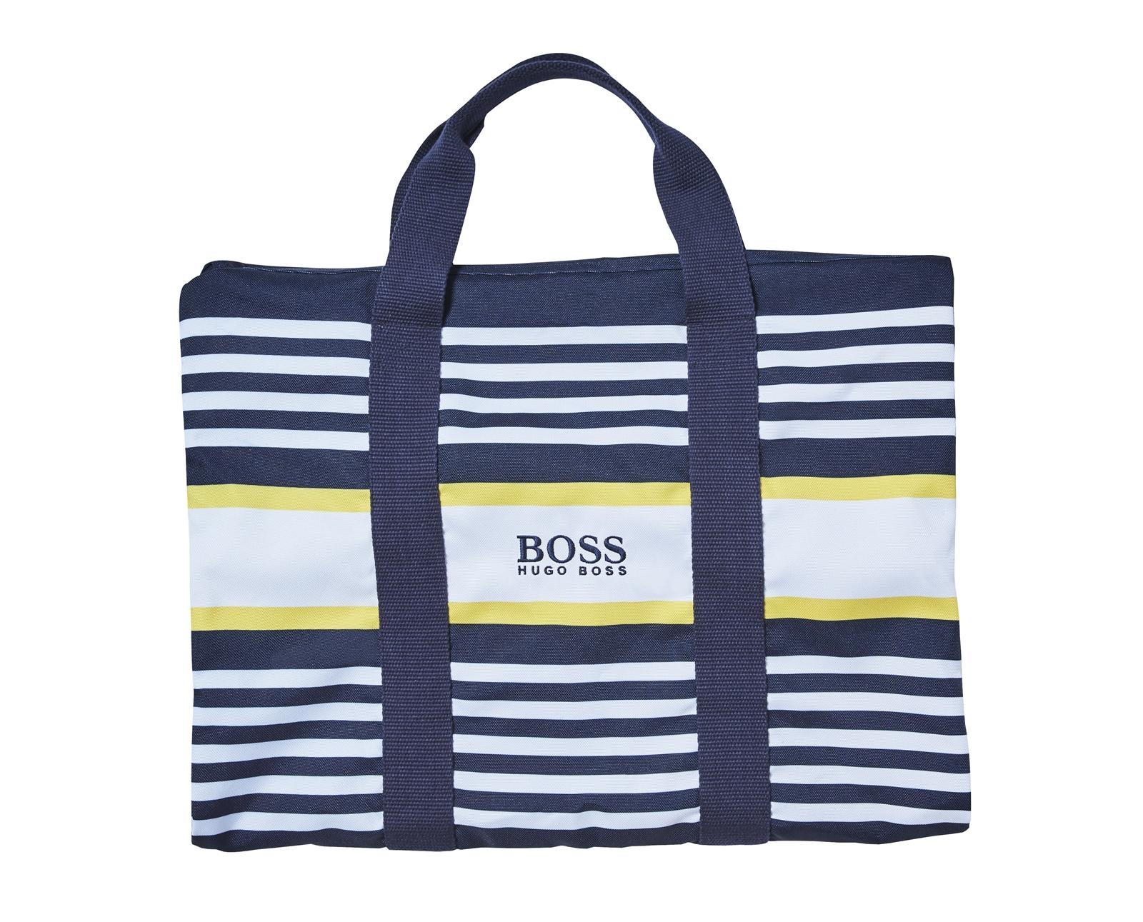 Hugo Boss X Joseph Schooling