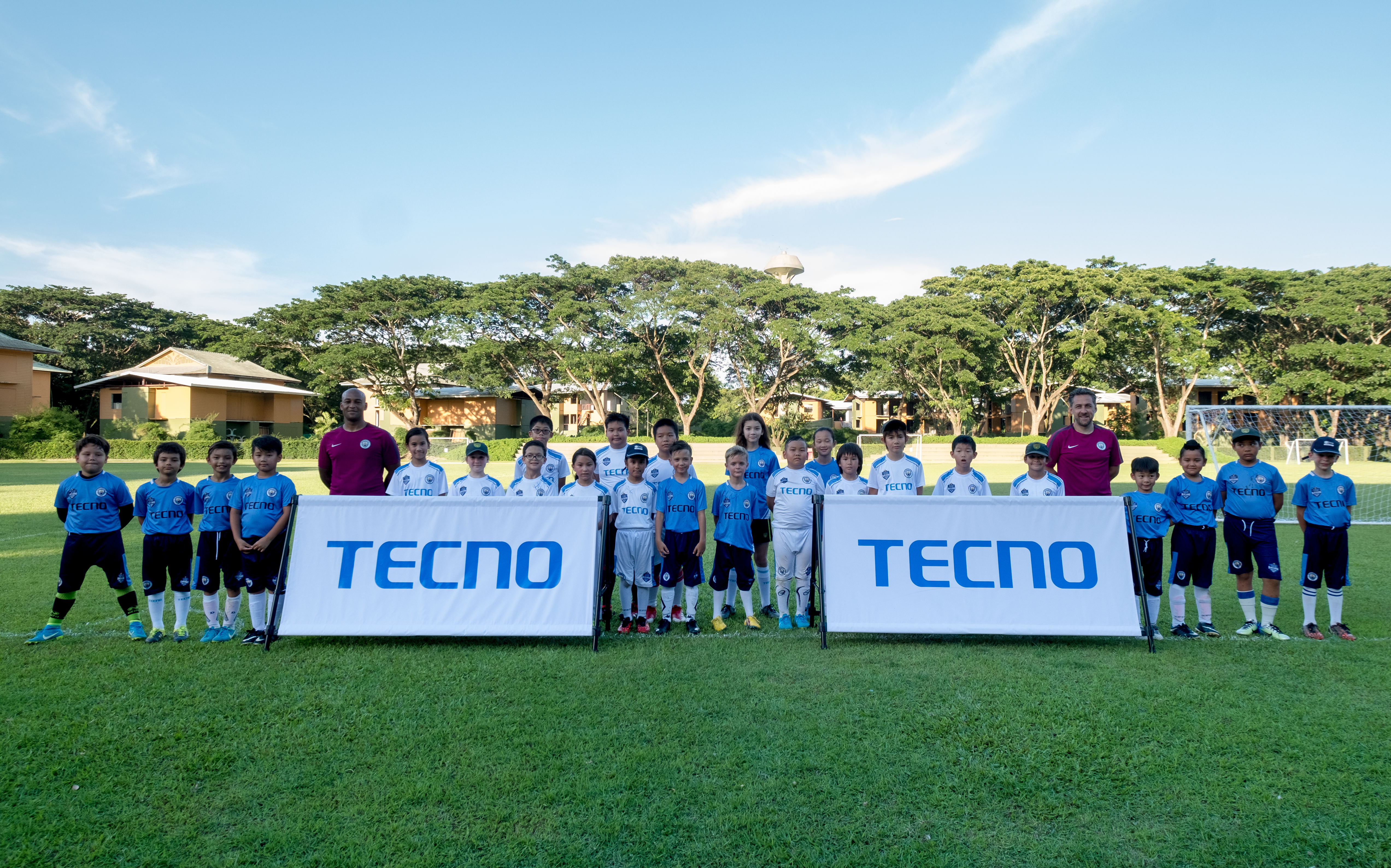 Football Talent in Thai Youths