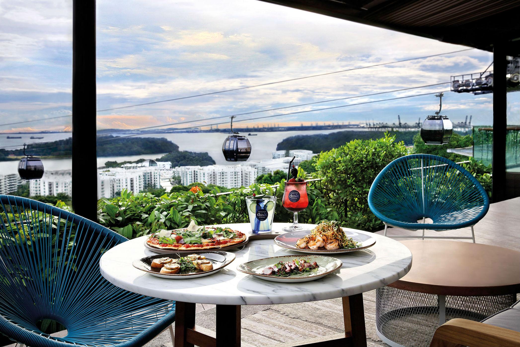 3 New Ways To Enjoy Island Dining In Sentosa