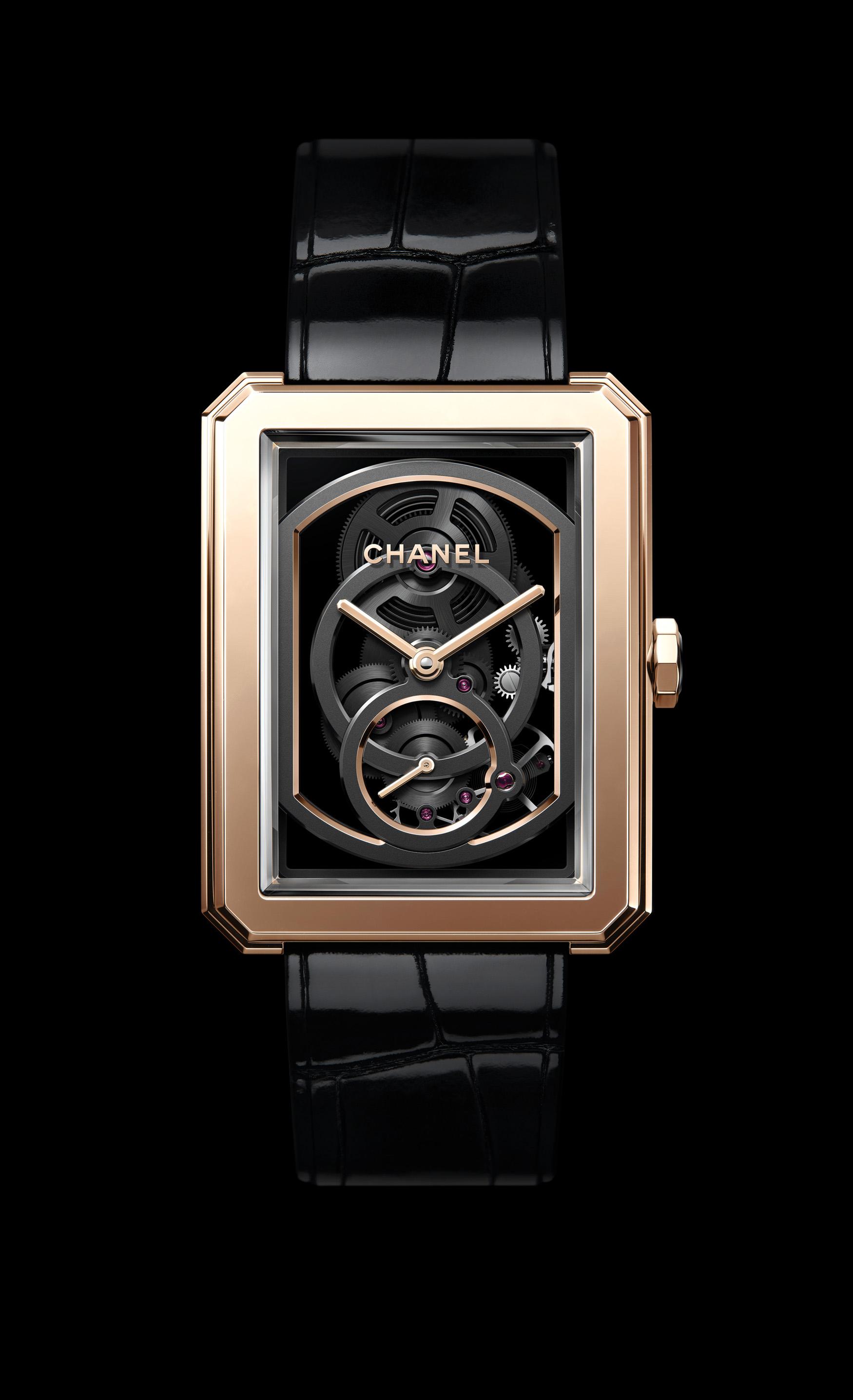 baselworld 2018 Chanel