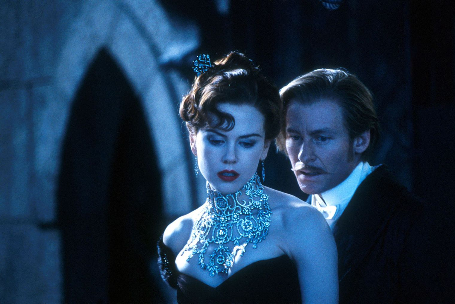 jewellery in movies moulin rouge