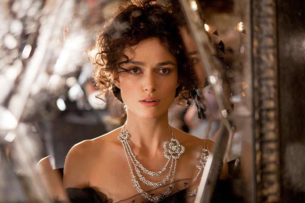 Anna Karenina jewellery in movies