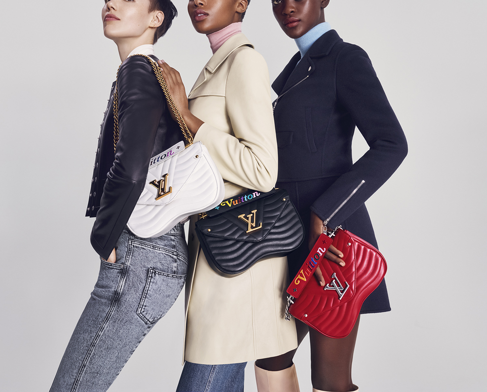 Louis Vuitton New Wave Collection