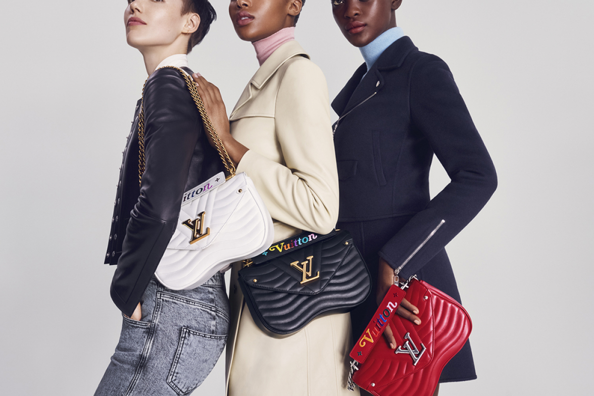 471217666955 Louis Vuitton New Wave Collection