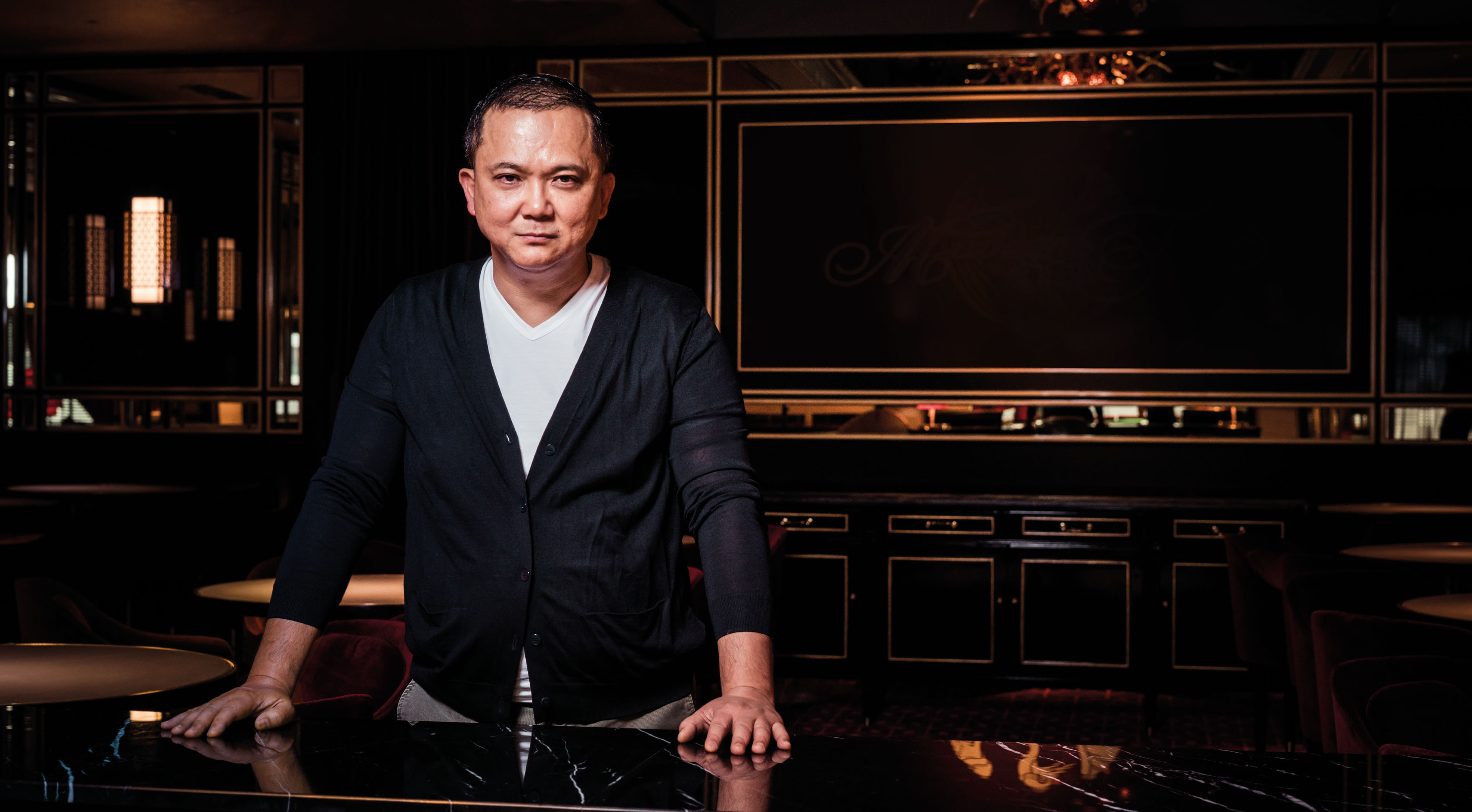 Alan Yau: The Unstoppable, Philosophical Serial Restaurateur
