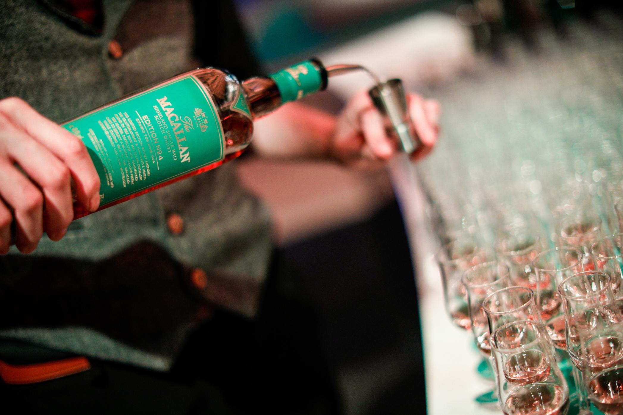 The Macallan Edition No. 4: A Single Malt That Spotlights The Brand's New Distillery