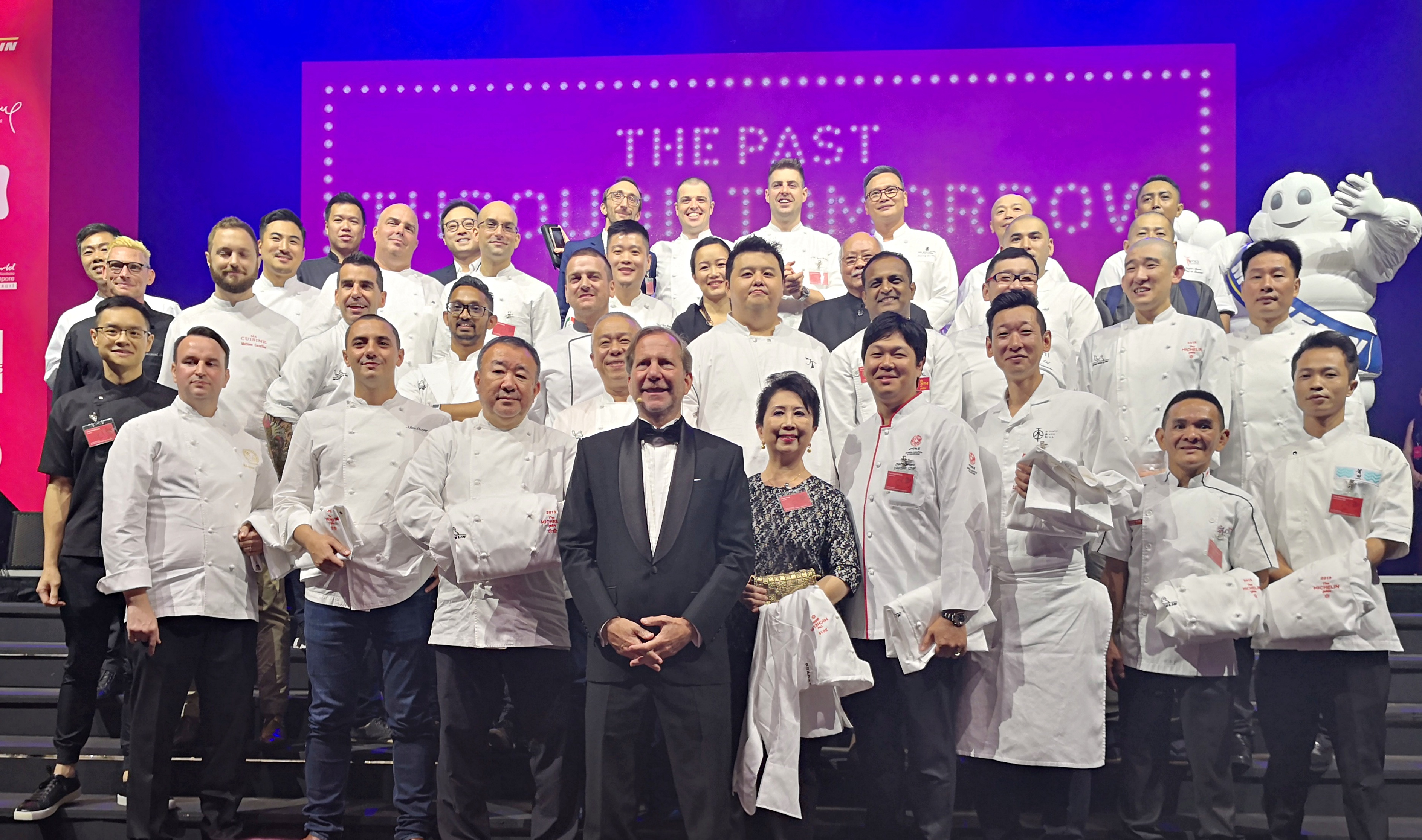Third Time's The Charm: The Singapore Michelin Guide 2018