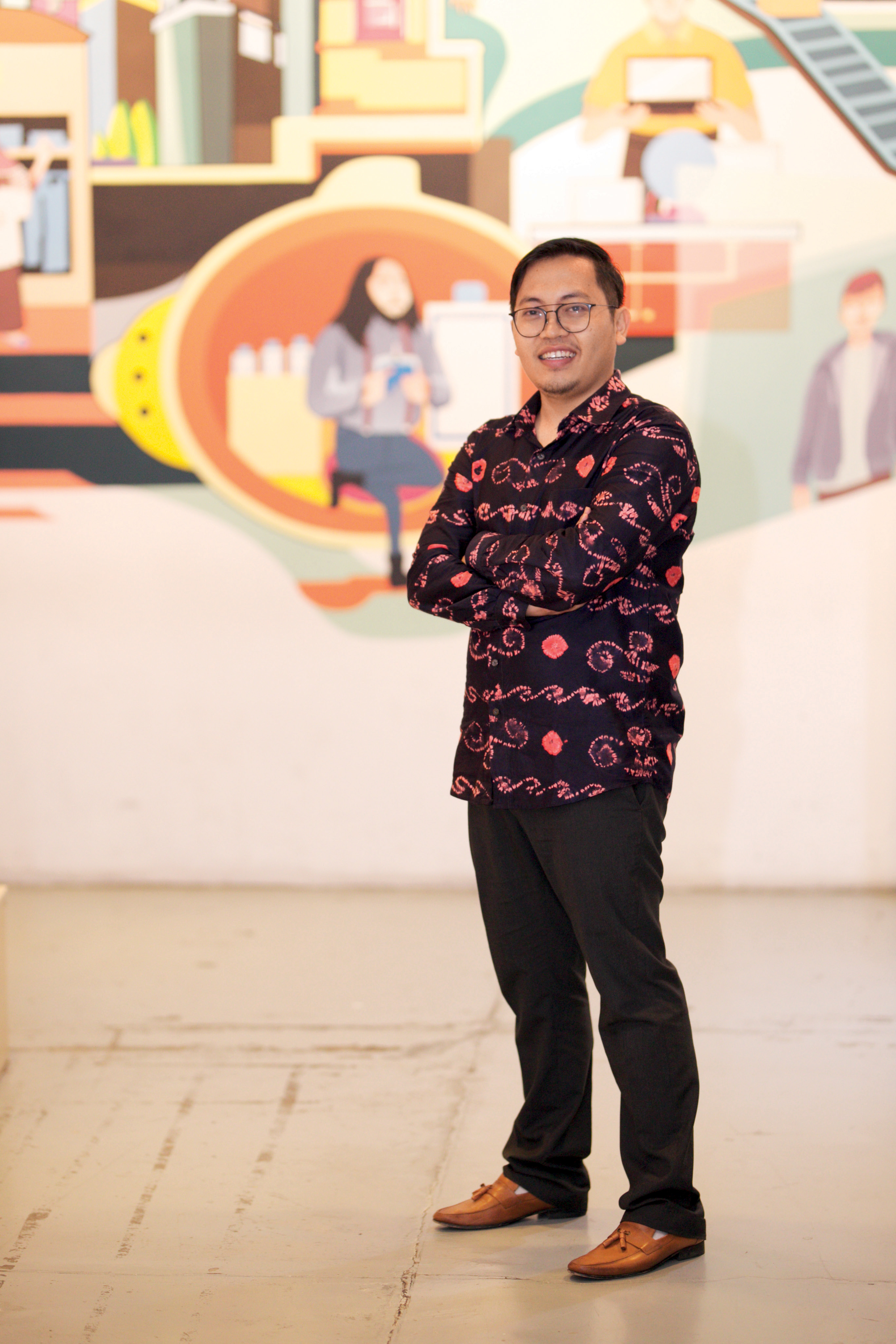 Achmad Zaky Founded Bukalapak to Improve Small Businesses
