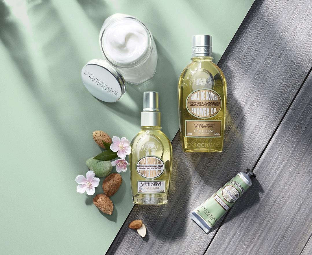 6 MOST LOVED HEAD-TO-TOE SKINCARE FROM L'OCCITANE