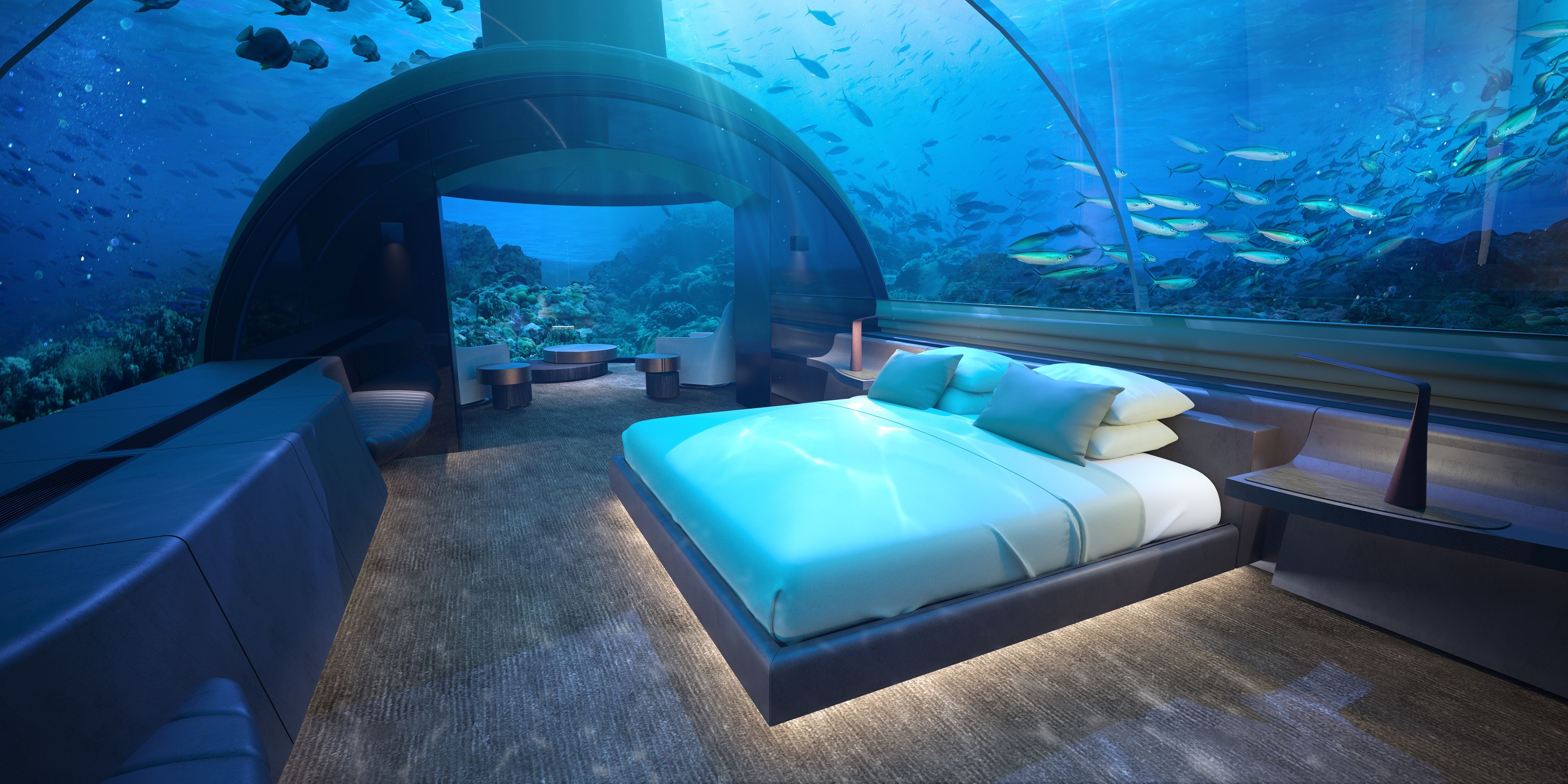 5 Extraordinary Underwater Experiences in the Maldives