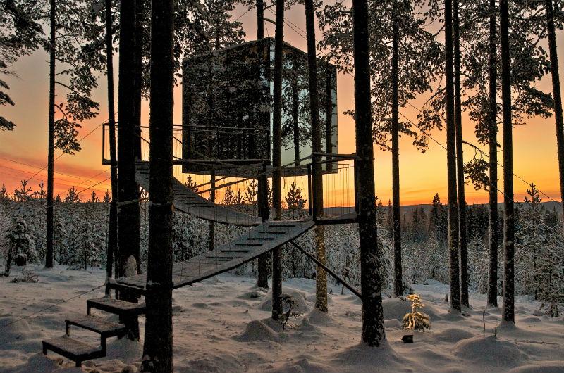 Honeymoon in Sweden and The Arctic