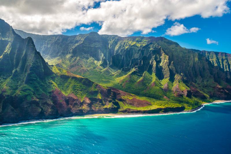 Honeymoon in Hualalai and Hawaii