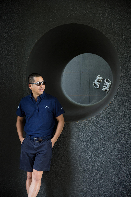 DJ And Dad Vorasit Wan Issara Brings Good Vibes To Phuket's Hotel Scene