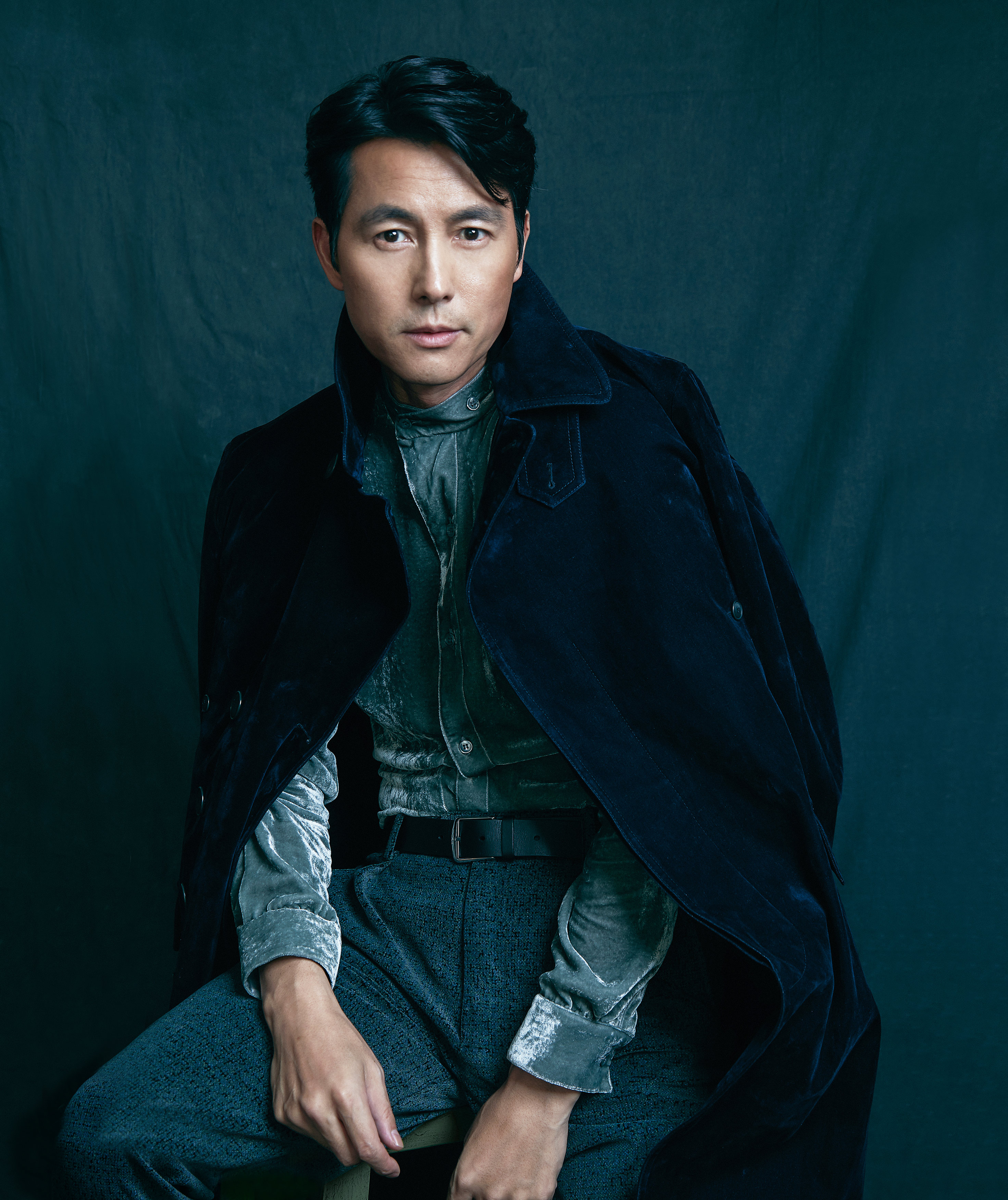 Man On A Mission South Korean Actor Jung Woo Sung Prestige Online Hong Kong