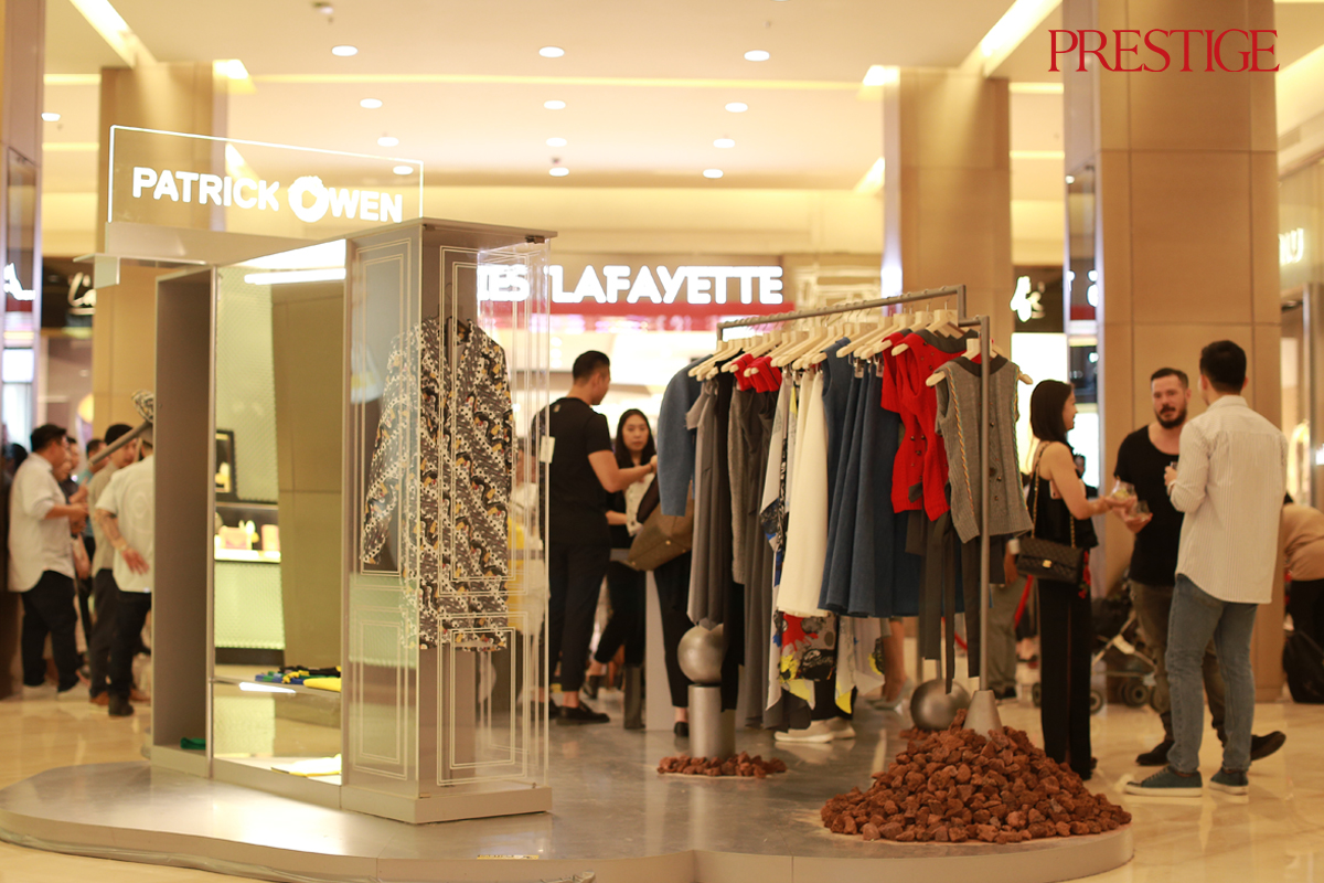Re:Mata Pop-Up Store at Pacific Place Jakarta
