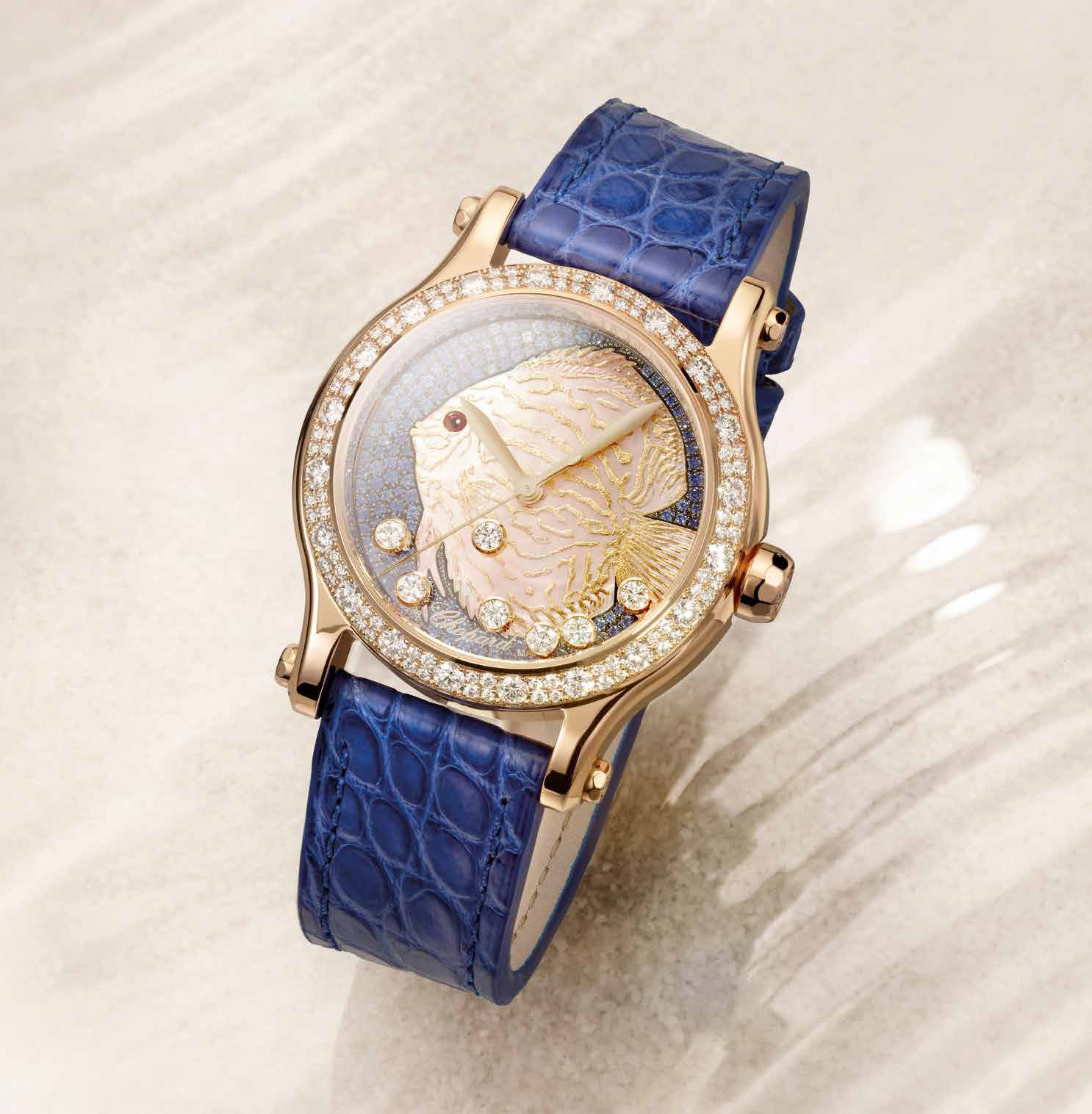 #PrestigeAllIWant: Luxurious Watches with Artsy Animal Dial