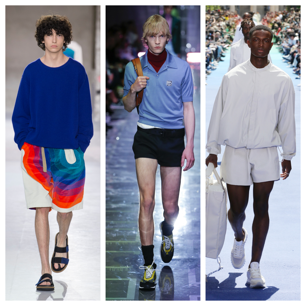7 key menswear trends for Spring/Summer 2019
