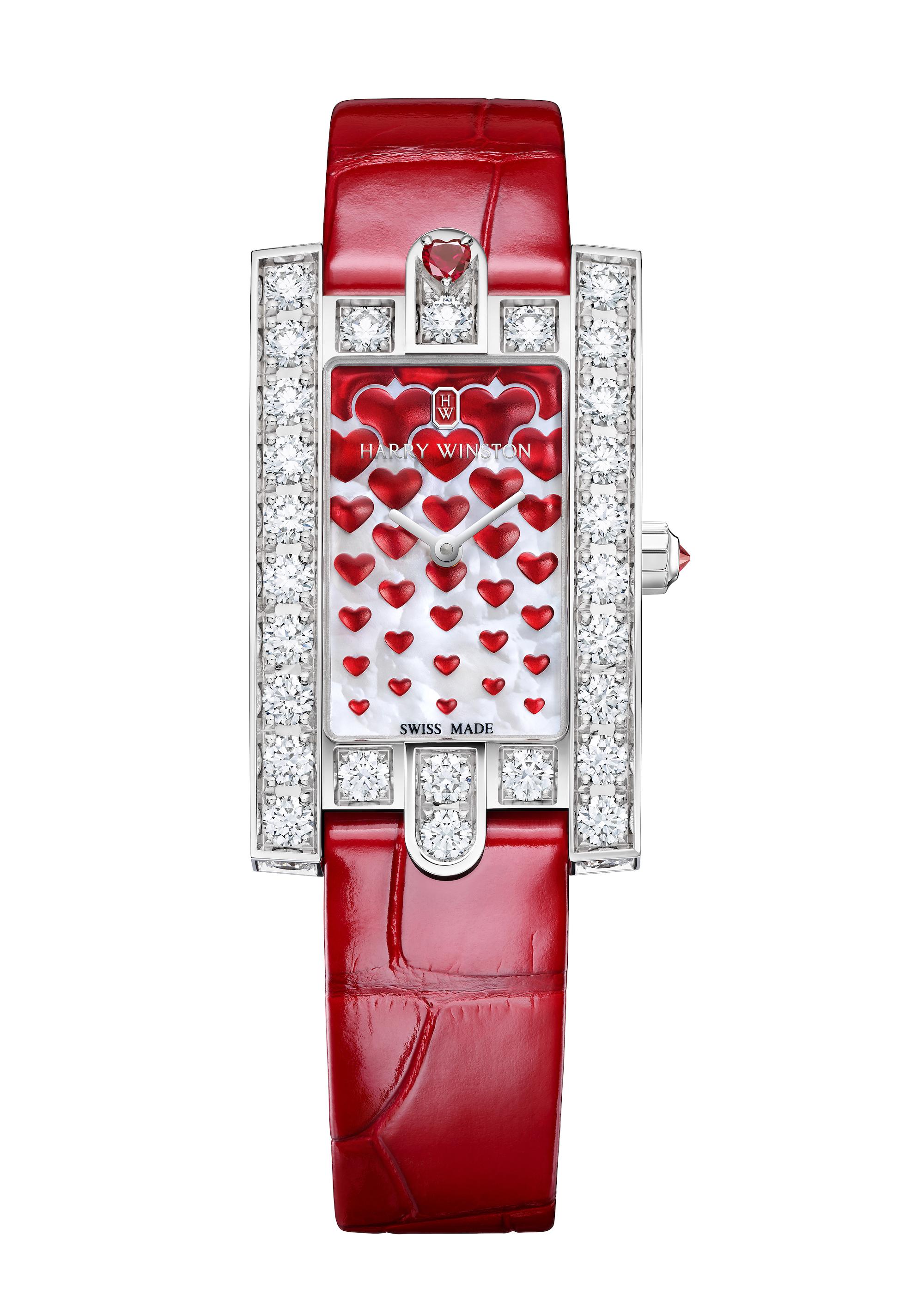 Harry Winston Avenue Classic Sweet Valentine