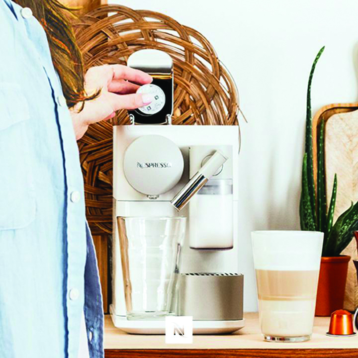 New Nespresso: High-Quality Cup of Coffee Within Reach
