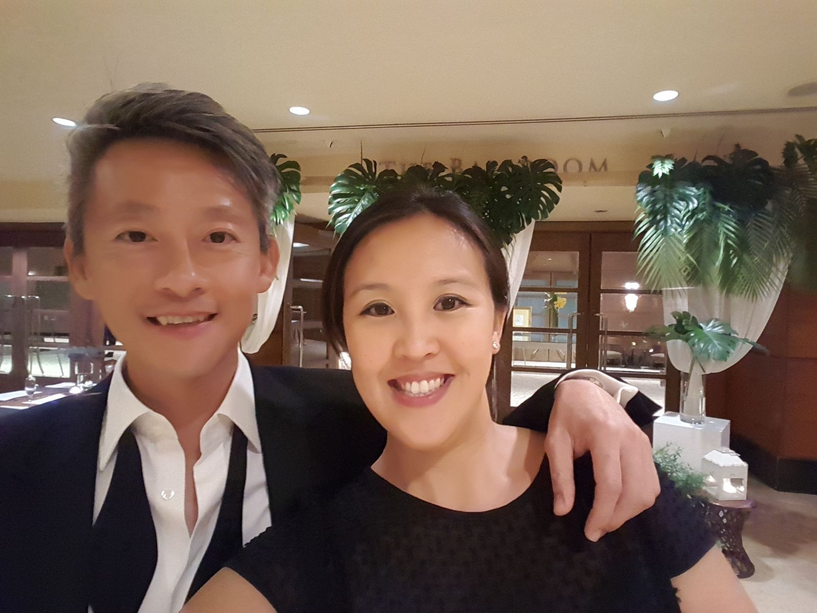 Love Actually: Vanessa Liok and Henry The