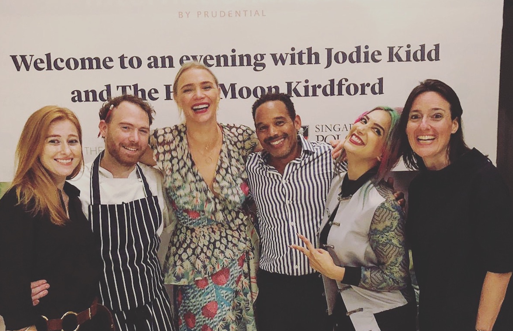 Event Photo Gallery An Evening With Jodie Kidd At The Singapore Polo Club