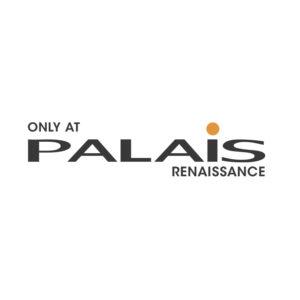 Live the high life at Palais Renaissance this summer
