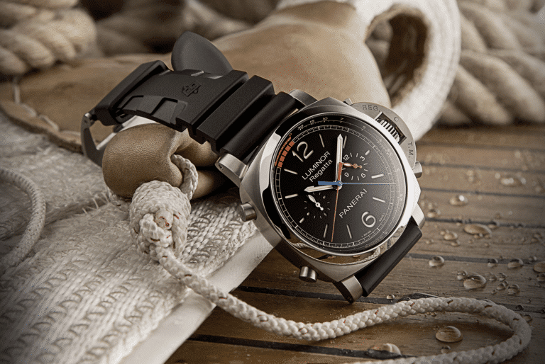 Panerai Luminor Regatta Chrono Flyback — 47mm