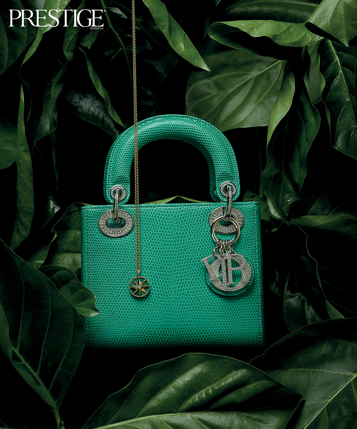The Best Lady Dior Bags in Exotic Skin