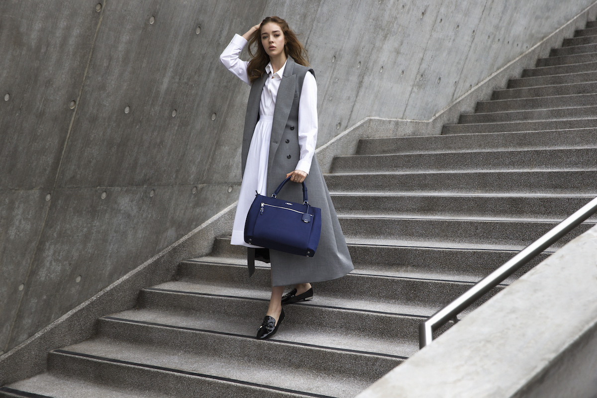 2dc626bfb TUMI reveals new Voyageur collection for International Women's Day