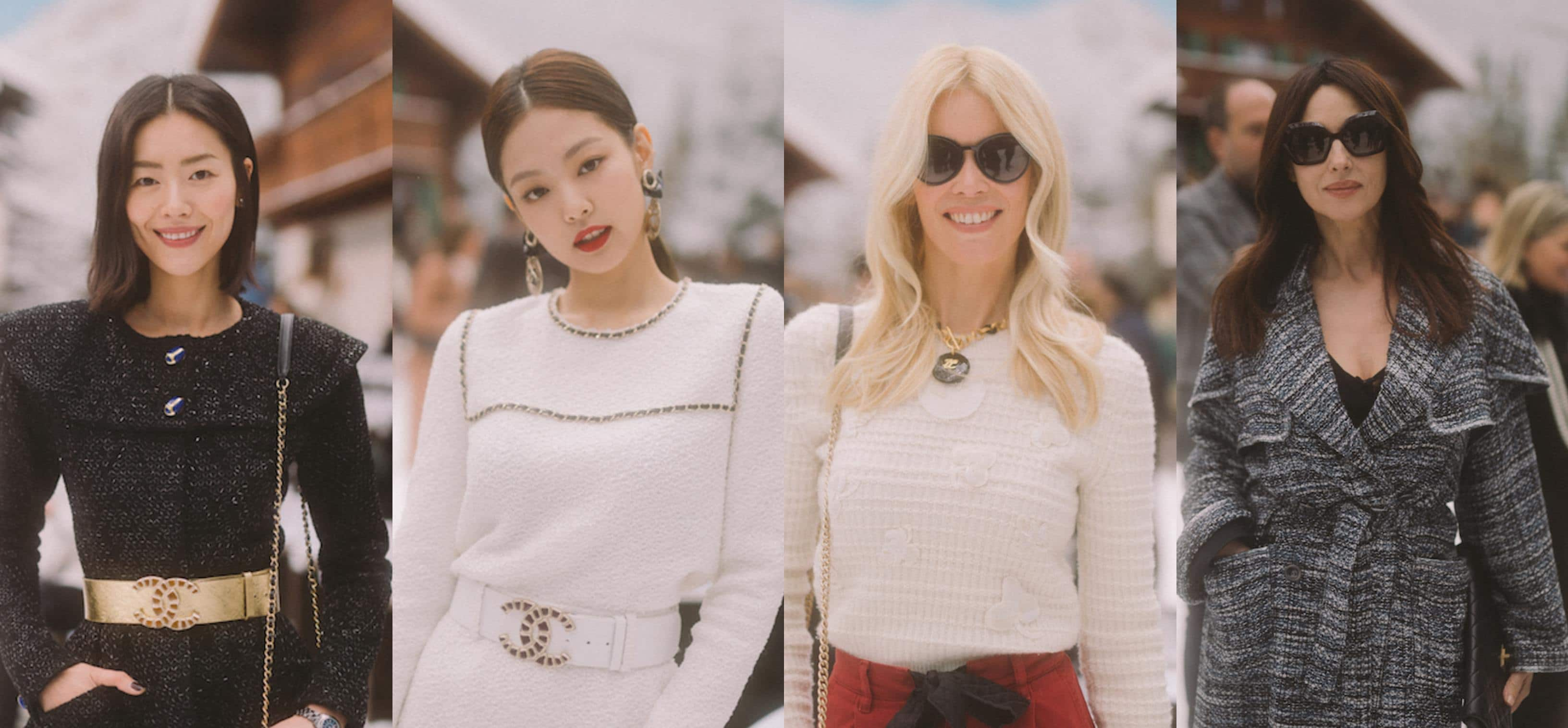 All the Stars and Chanel Muses Who Come to Karl Lagerfeld