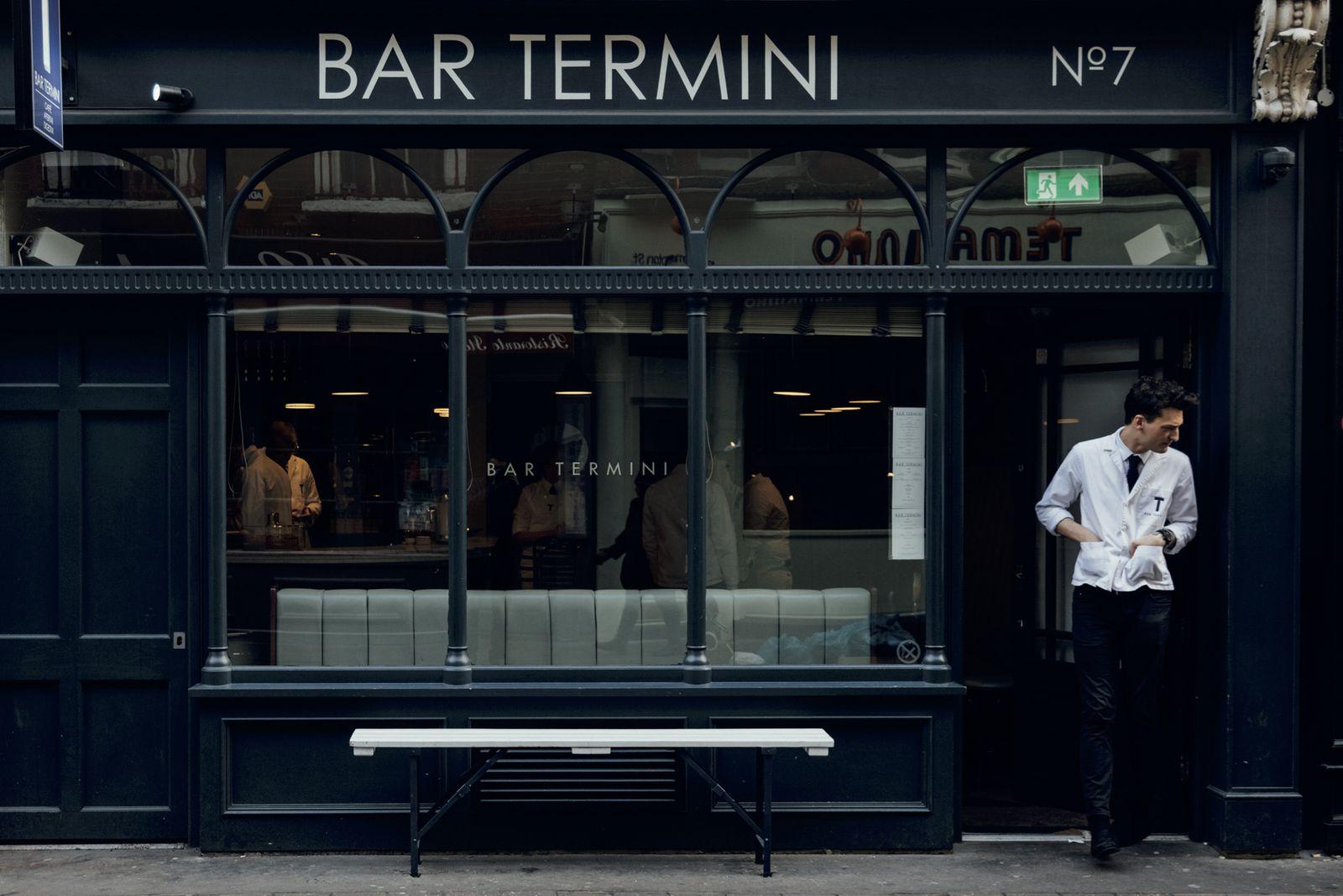 Bar Termini London Mark Tay Siri House Jam
