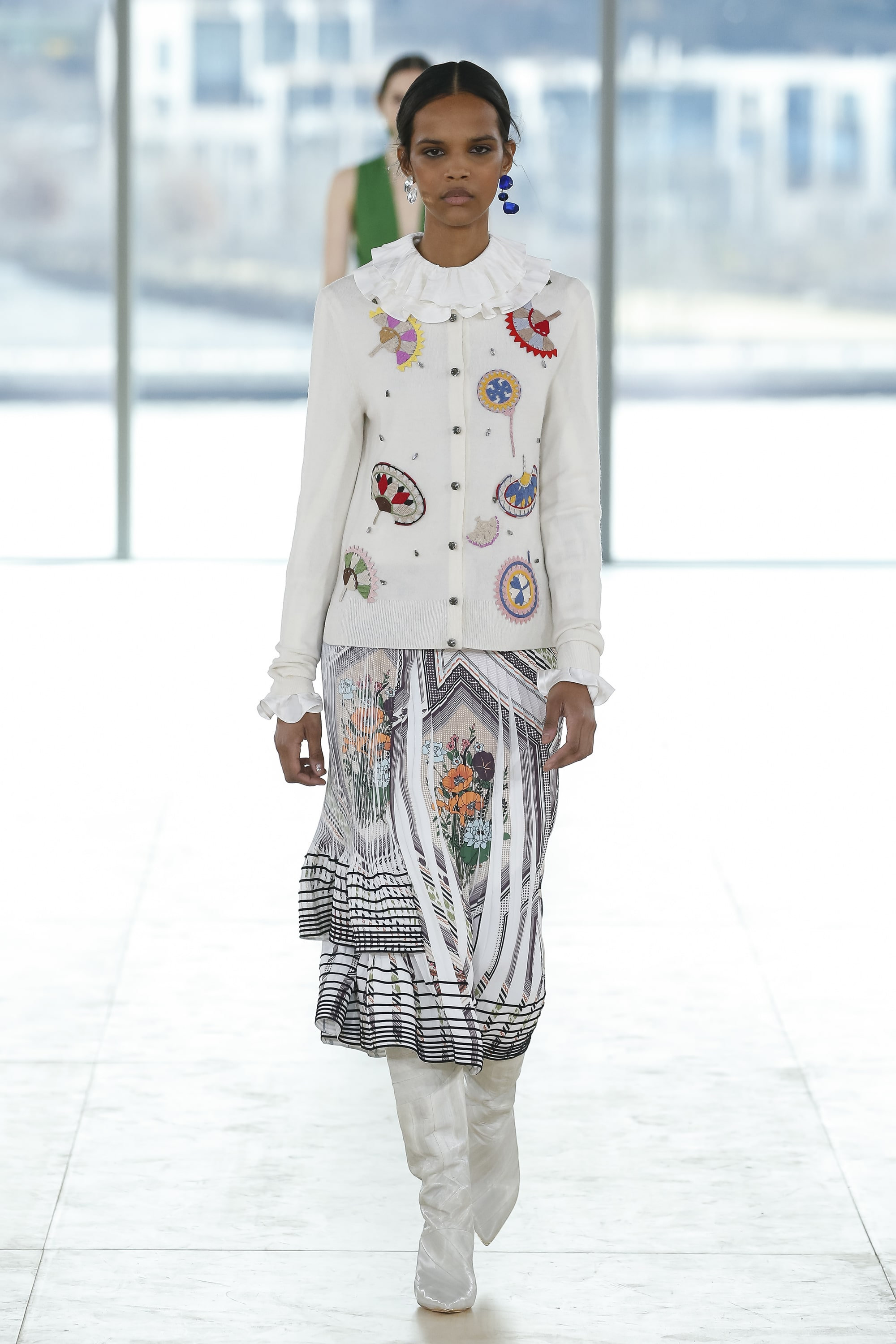 0c4fe5d539 NYFW Report: Tory Burch Fall/Winter 2019 Collection