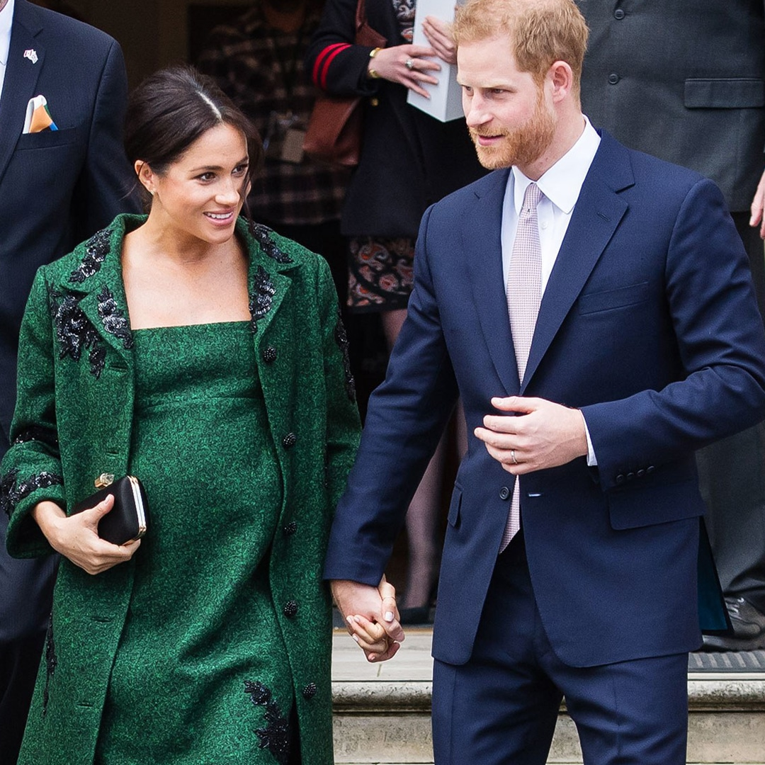 Duke And Duchess Of Sussex Royal Baby's Name