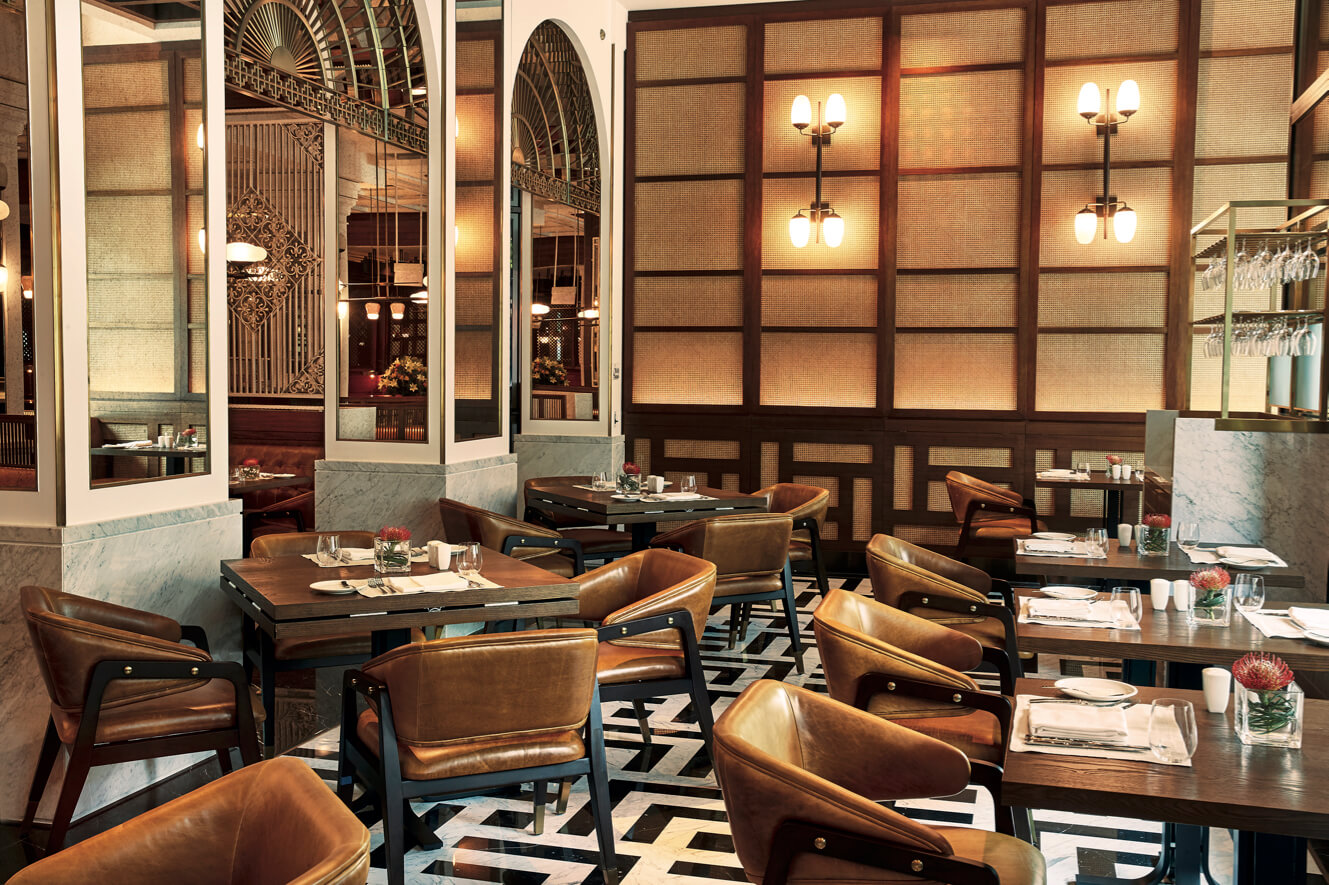 15 Stamford by Alvin Leung, in The Capitol Kempinski Hotel Singapore