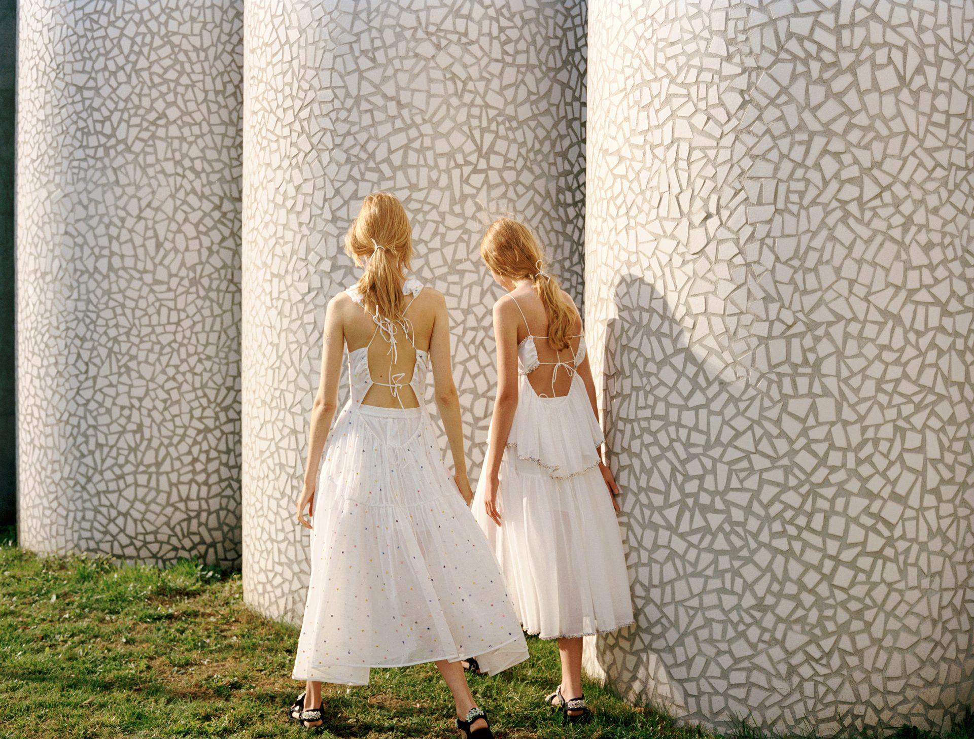 Interview with Danish fashion designer Cecilie Bahnsen