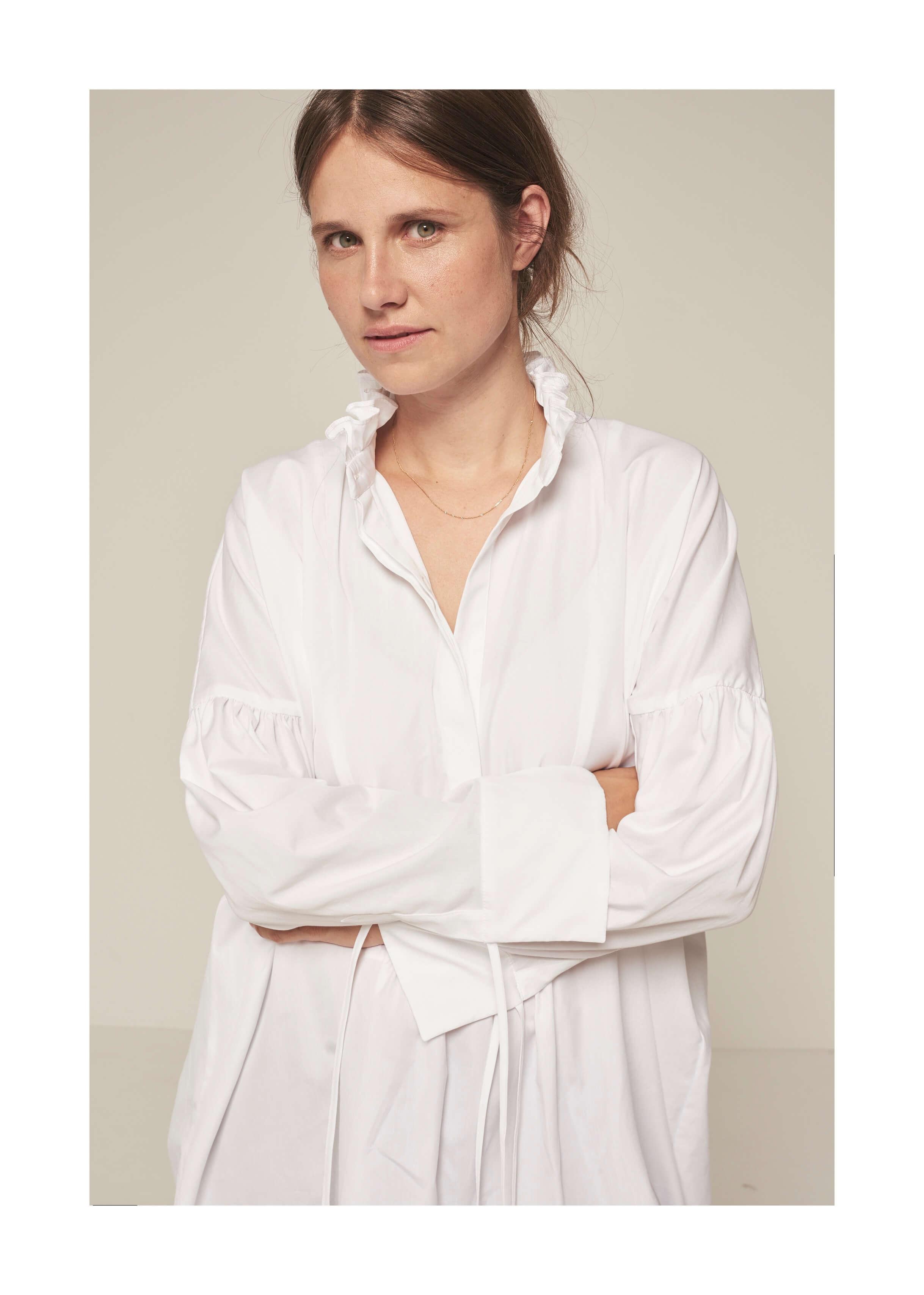 Danish womenswear designer Cecilie Bahnsen