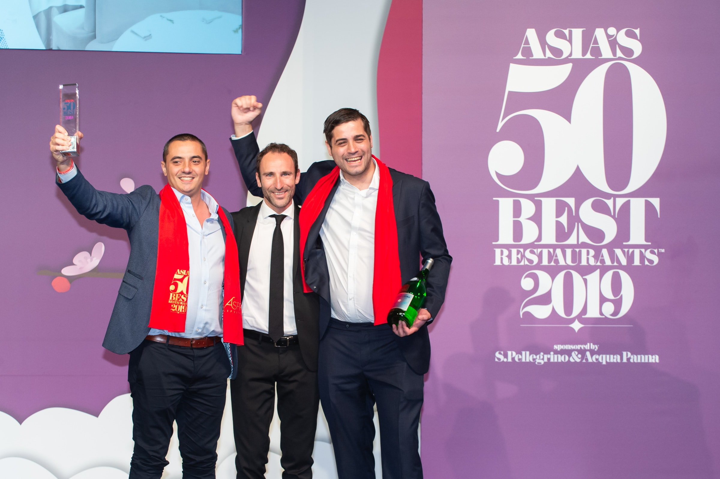 Asia's 50 Best Restaurants 2019: Singapore's Odette Takes the Top Spot