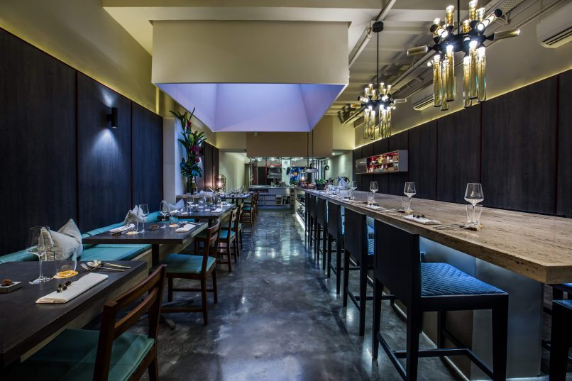 Nouri restaurant singapore