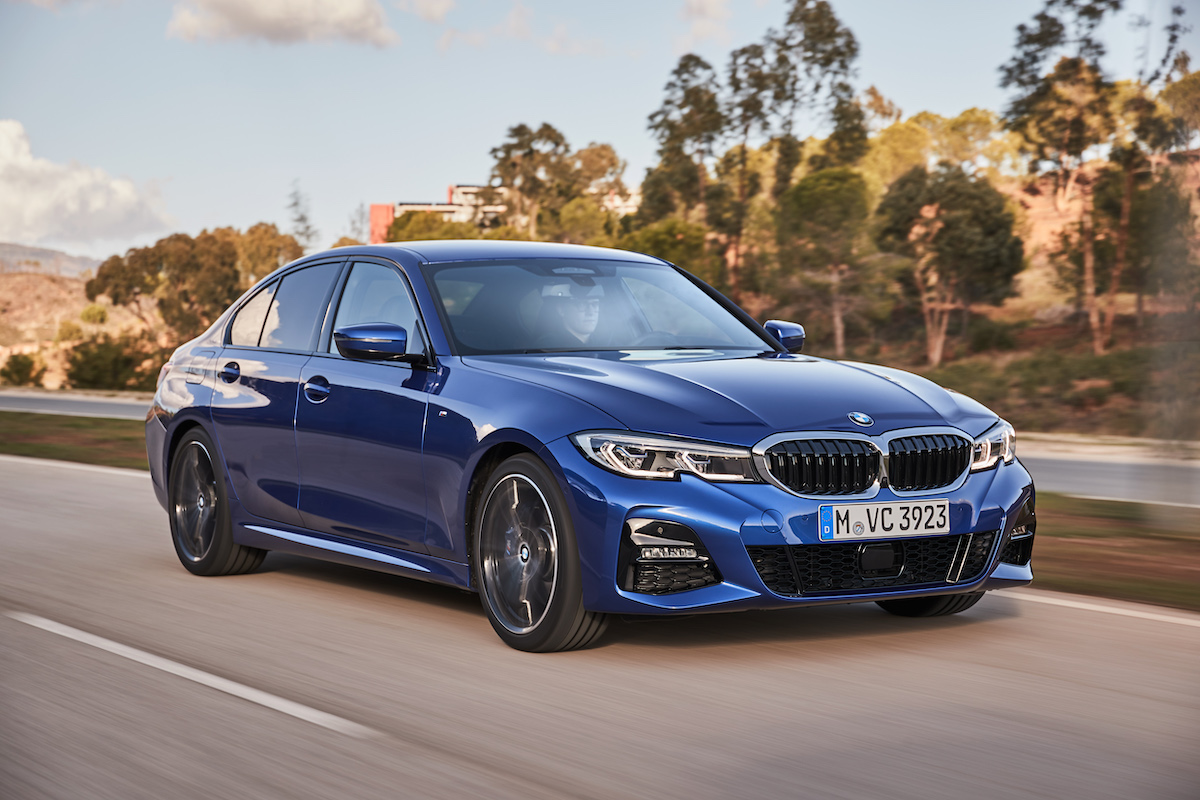 The New Bmw 3 Series Puts The Fun In Functional Design