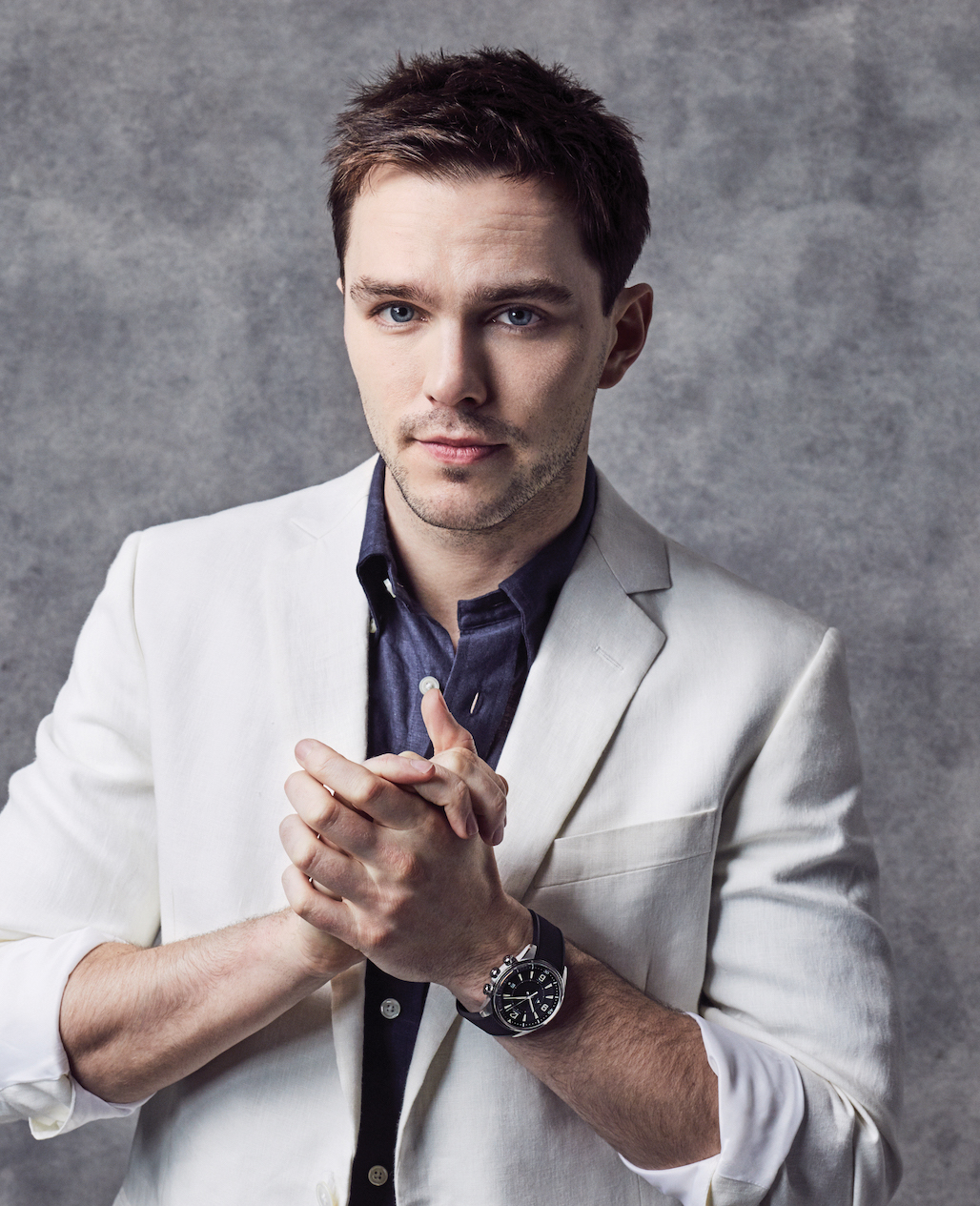 'The Favourite' Actor Nicholas Hoult on Fatherhood, Fame ...