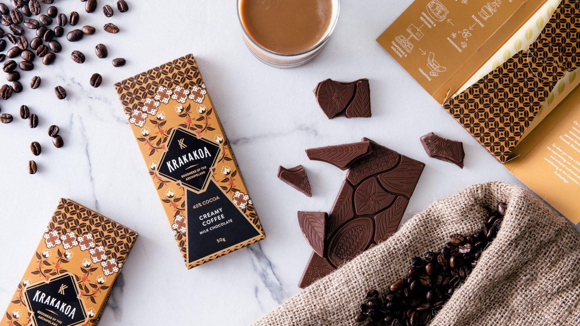 Krakakoa Beans to Bars artisanal chocolate