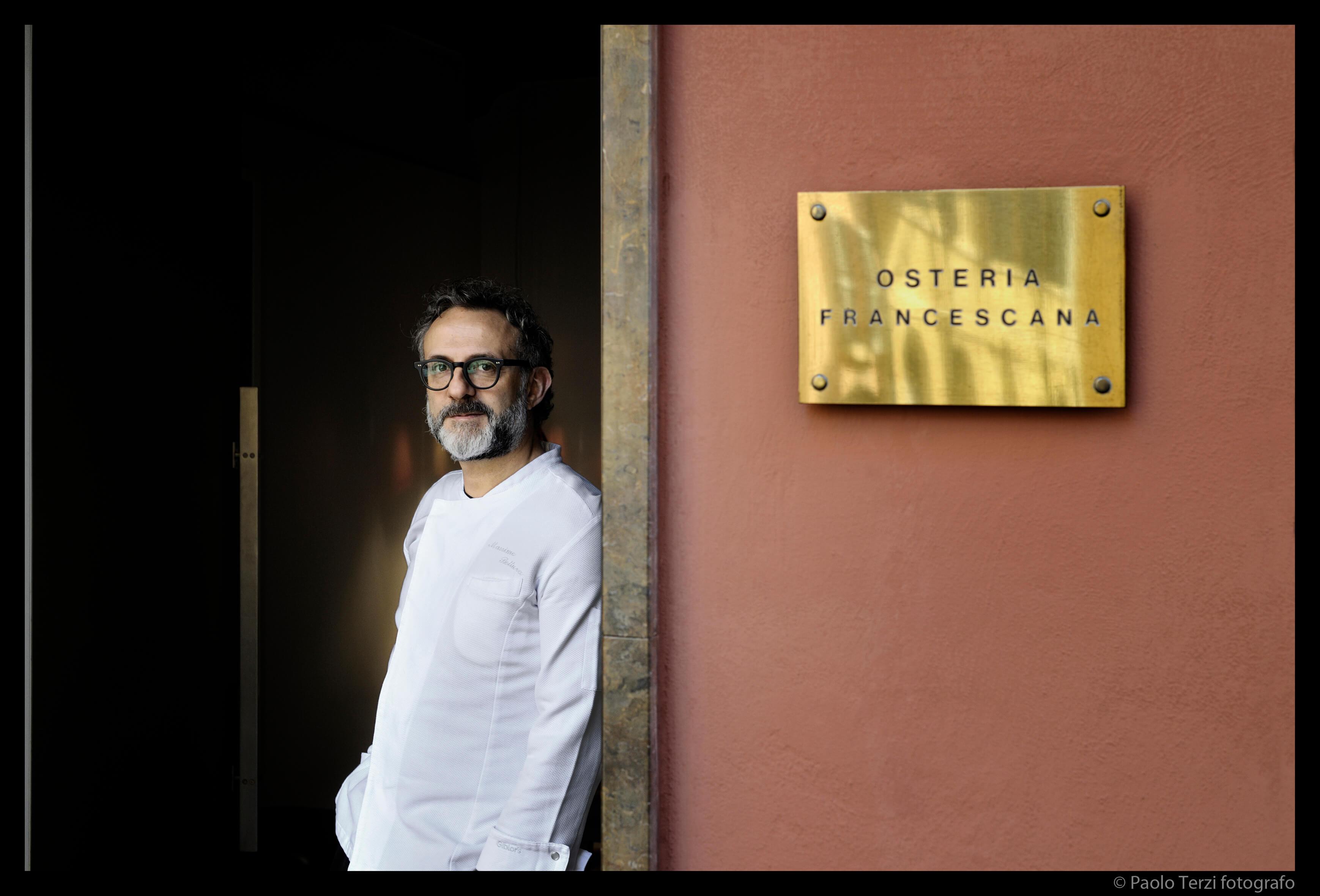 Gucci Osteriada Massimo Bottura